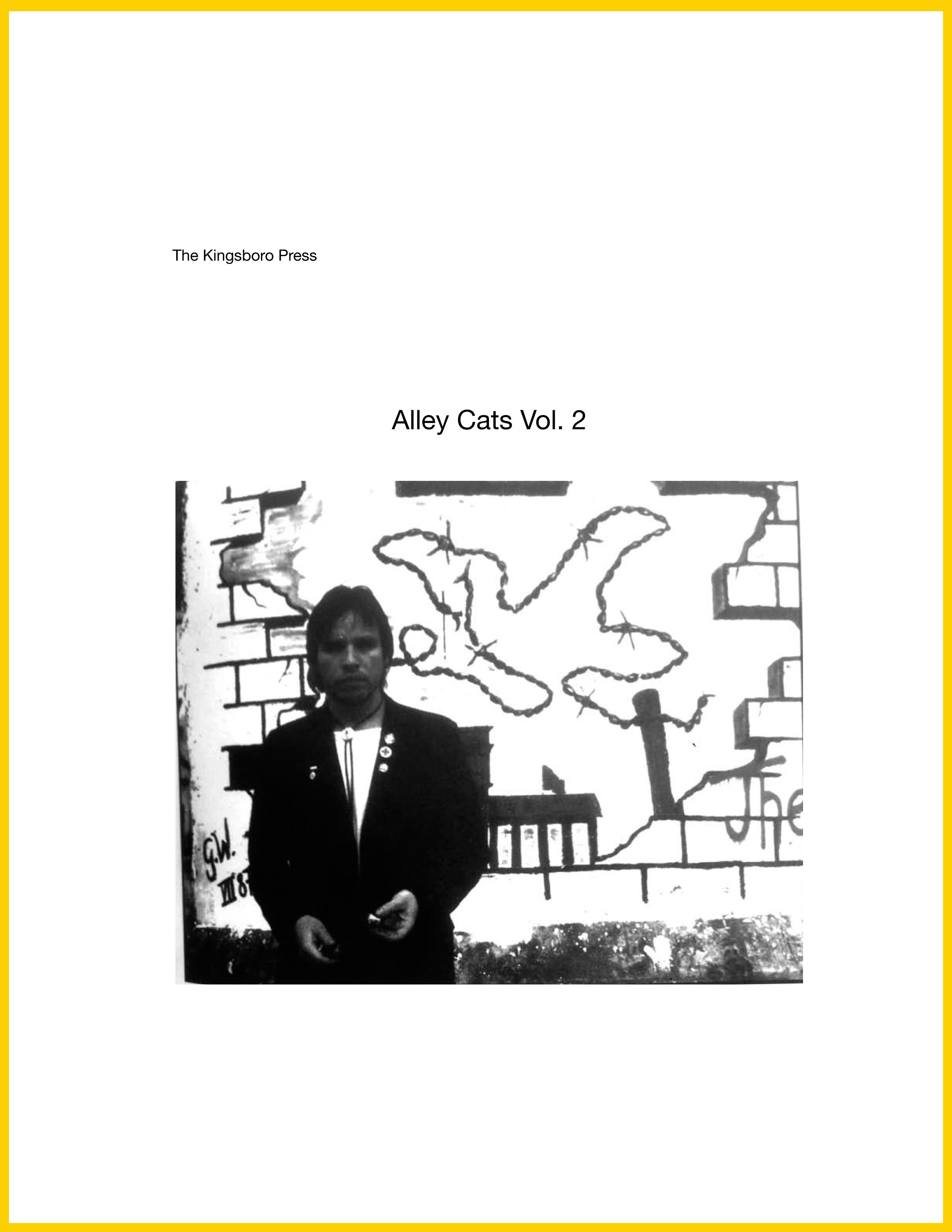 Alley Cats Vol. 2-